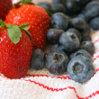 Fresh Berries — Stock Photo #5221714