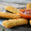 Cheese Sticks — Stock Photo #5227449