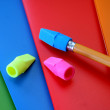 School Supplies — Stock Photo #5227492