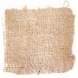 Piece of Burlap - Stockfoto