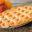 Peach Pie — Stock Photo #5228651