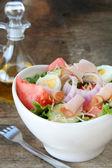 Cena insalata — Foto Stock