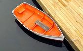 Docked Boat — Stock Photo