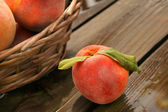 Fresh Peach — Stock Photo