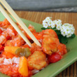 Sweet and Sour Chicken — Stock Photo #5237699