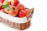 Bushel of Apples — Stock Photo