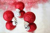 Noel süsler — Stok fotoğraf