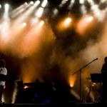 Luis Represas concert — Stock Photo
