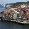 Downtown area of Porto - Stock Photo