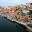 Stock Photo: Downtown area of Porto