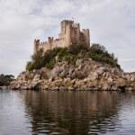 Almourol Castle — Stock Photo