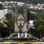 Church Santos Passos de Nossa Senhora da Consola — Stock Photo #5226819