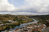 Vista do rio — Foto Stock