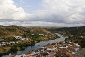 Vista sul fiume — Foto Stock