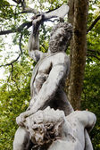 Queluz Palace statue — Stock Photo