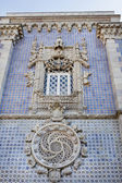 Manueline window — Stock Photo
