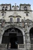 Cathedral of Braga — Stock Photo