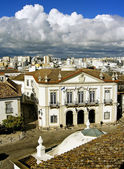 Cityhall of Faro — Stock Photo