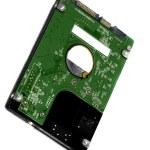 Laptop harddisk — Stock Photo