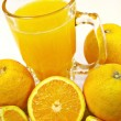 Orange juice - Stockfoto