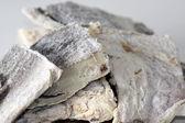 Salted codfish — Stock Photo