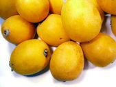 Loquat fruits — Stock Photo