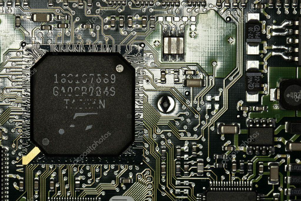 关闭与芯片的电路板的查看详细信息