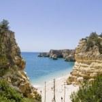 Praia da Marinha — Stock Photo #5247745
