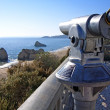 Coin-operated binoculars — Stock Photo #5247894