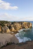 Praia da Coelha — Foto de Stock