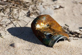 Abandoned can — Stockfoto