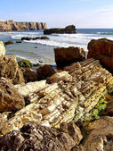 Coastline of Sagres — Stock Photo