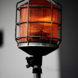 Safety warning lantern — Foto Stock