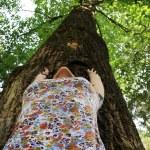Under the tree — Stock Photo #5262773