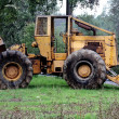 Abaondoned Tractor — Stock Photo