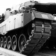Armored Tank Vehicle — Stock Photo