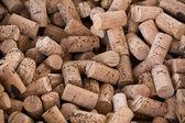 Too many corks — Stock Photo