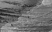Tři rybář — Stock fotografie