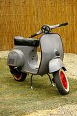 Vespa motorcycle — Stock Photo