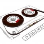 Cassette — Stock Photo #5335774
