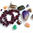Ural`s semi-precious stones — Stock Photo #5305725