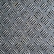 Stock Photo: Metal plate texture