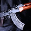 Avtomat Kalashnikova AK-47 — Stock Photo