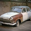 Old rusty car — Stock Photo #5164943