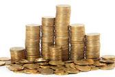 Metal pieniądze — Zdjęcie stockowe