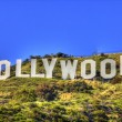 Hollywood Sign — Stock Photo #5324023