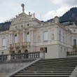 Linderhof Palace - Stock Photo