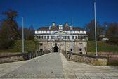 Schloss y museo de bad pyrmont — Foto de Stock