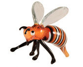 Bee figurine — Stock Photo