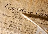 Congress - Independency Deslaration — Stock Photo